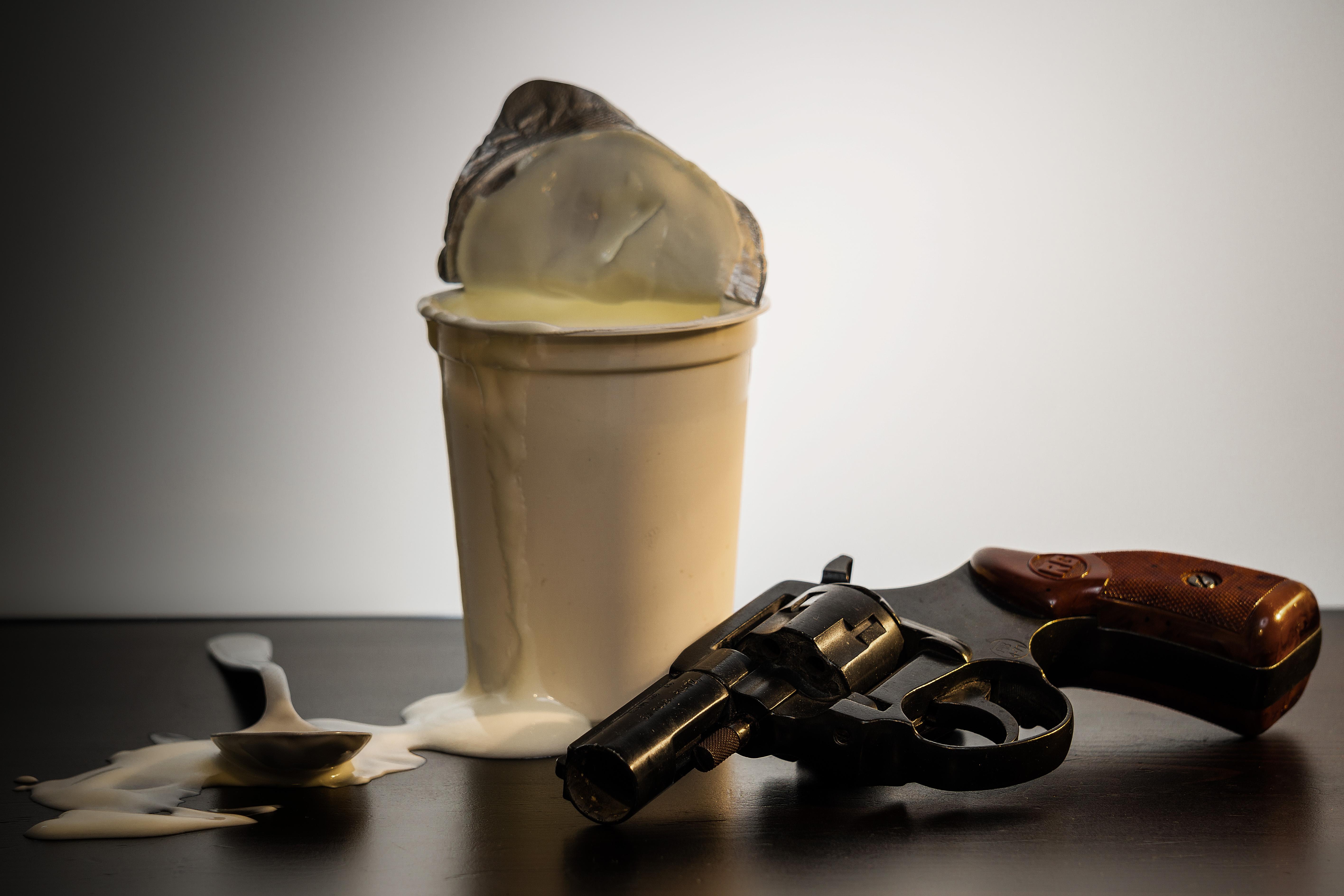 Een Joghurt för twee